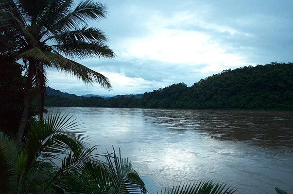 Rivière du Mekong